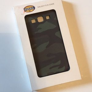 FOSSIL Galaxy s III case camouflage